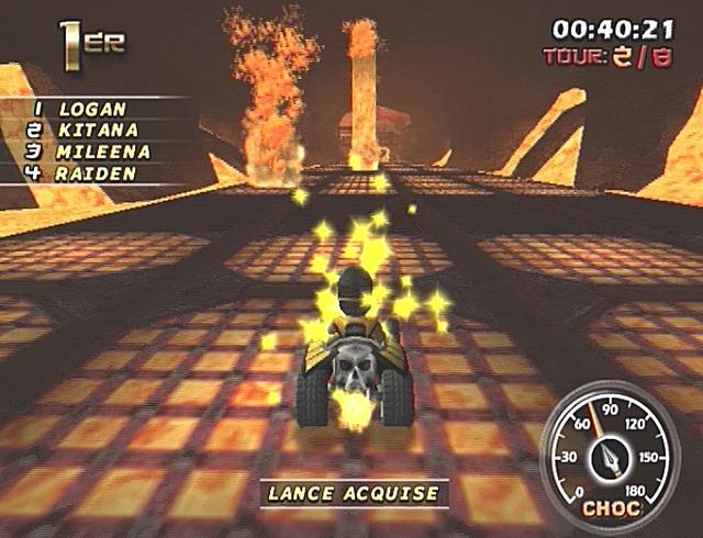 Mortal Kombat : Armageddon Mkarp2040