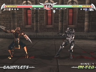 Mortal Kombat Mystification PlayStation 2