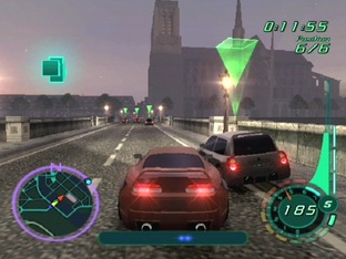 Test Midnight Club 2 PlayStation 2 - Screenshot 7