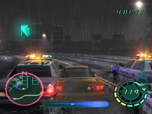Test Midnight Club 2 PlayStation 2 - Screenshot 8
