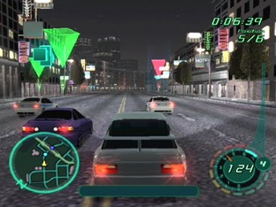 Test Midnight Club 2 PlayStation 2 - Screenshot 12