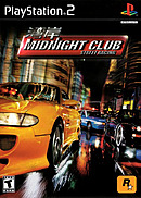 Jaquette Midnight Club - PlayStation 2