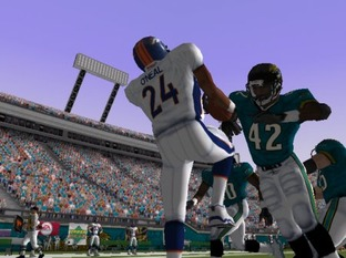 Test Madden NFL 2002 PlayStation 2 - Screenshot 1