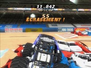 Test Monster Jam PlayStation 2 - Screenshot 2