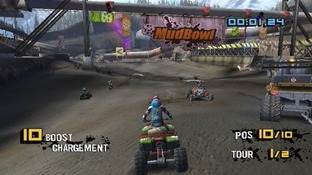 Test MotorStorm : Artic Edge PlayStation 2 - Screenshot 79