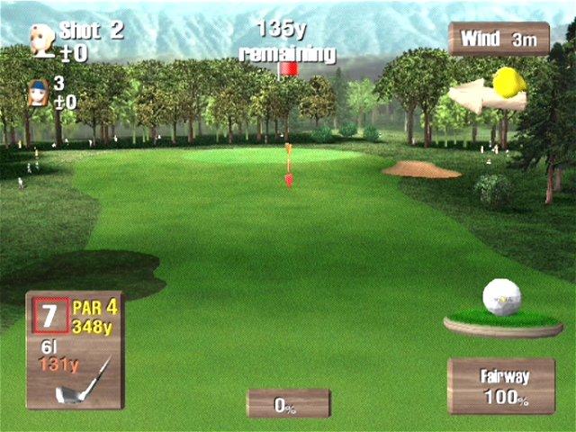 Mr. Golf