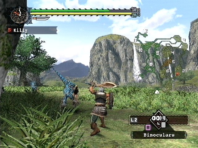 monster hunter for pc free download