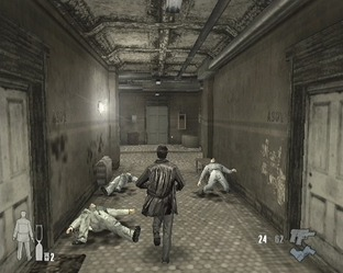 Test Max Payne 2 : The Fall Of Max Payne PlayStation 2 - Screenshot 13