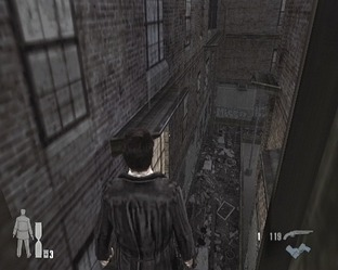 Test Max Payne 2 : The Fall Of Max Payne PlayStation 2 - Screenshot 16