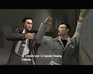 Test Max Payne 2 : The Fall Of Max Payne PlayStation 2 - Screenshot 17