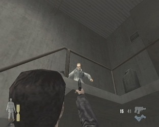 Test Max Payne 2 : The Fall Of Max Payne PlayStation 2 - Screenshot 26