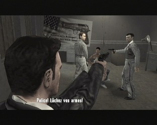 Test Max Payne 2 : The Fall Of Max Payne PlayStation 2 - Screenshot 29