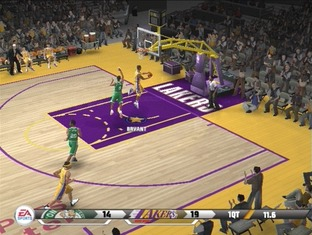 Test NBA Live 09 PlayStation 2 - Screenshot 1