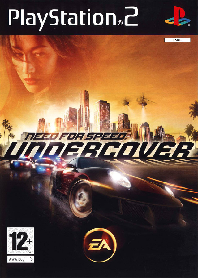 need for speed undercover sur playstation 2. Black Bedroom Furniture Sets. Home Design Ideas