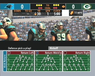 Test Madden NFL 2005 PlayStation 2 - Screenshot 11