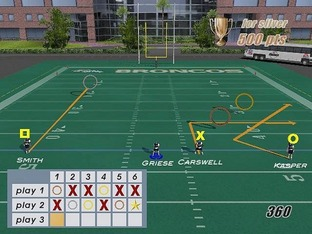 Test Madden NFL 2003 PlayStation 2 - Screenshot 1