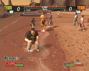 Test NFL Street PlayStation 2 - Screenshot 14