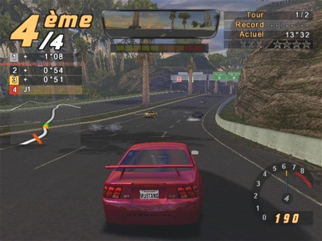 jeuxvideo.com Need for Speed : Poursuite Infernale 2 - PlayStation 2