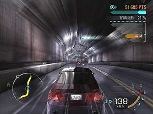 Test Need For Speed Carbon PlayStation 2 - Screenshot 1