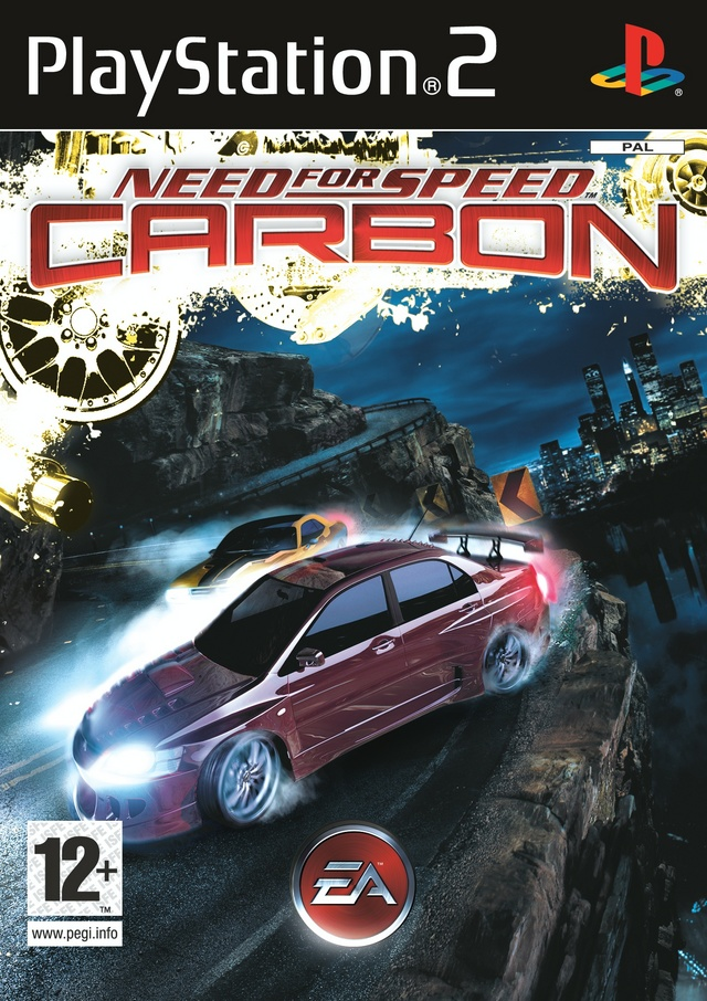 need for speed carbon sur playstation 2. Black Bedroom Furniture Sets. Home Design Ideas