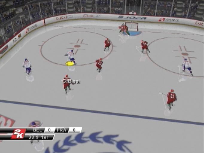 NHL 2K8