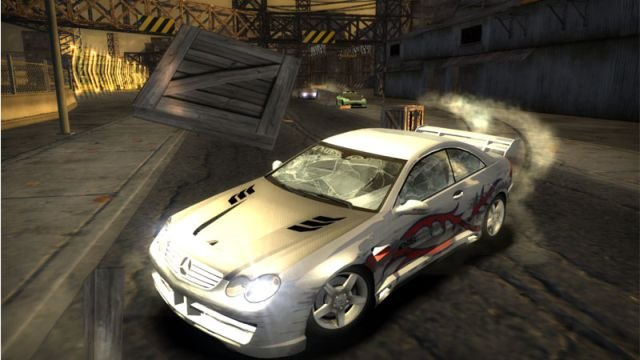 Need For Speed most Wanted Nsmwp2008