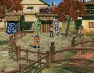 Naruto : Ultimate Ninja 3 PlayStation 2