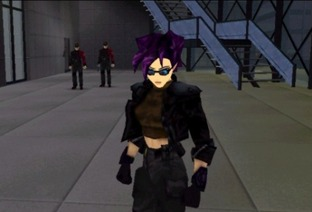 Test Oni PlayStation 2 - Screenshot 1