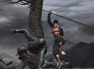 Test Onimusha : Warlords PlayStation 2 - Screenshot 7