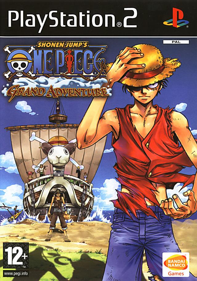 One Piece Grand Adventure Sur Playstation 2 Jeuxvideo Com