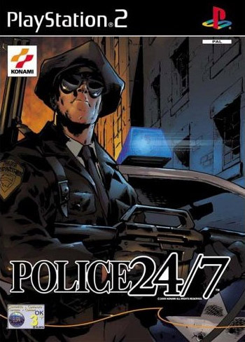 police 24 7 sur playstation 2. Black Bedroom Furniture Sets. Home Design Ideas