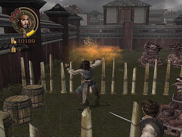 Pirates des Caraïbes : La Légende de Jack Sparrow PlayStation 2 - 27
