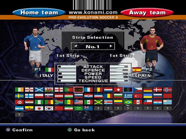 jeuxvideo.com Pro Evolution Soccer 2 - PlayStation 2 Image 3 sur 39