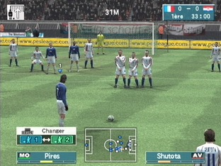 Pro Evolution Soccer 4 PlayStation 2