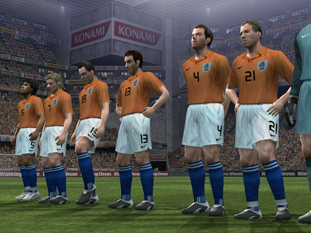 Pro évolution soccer 6 Pes6p2005