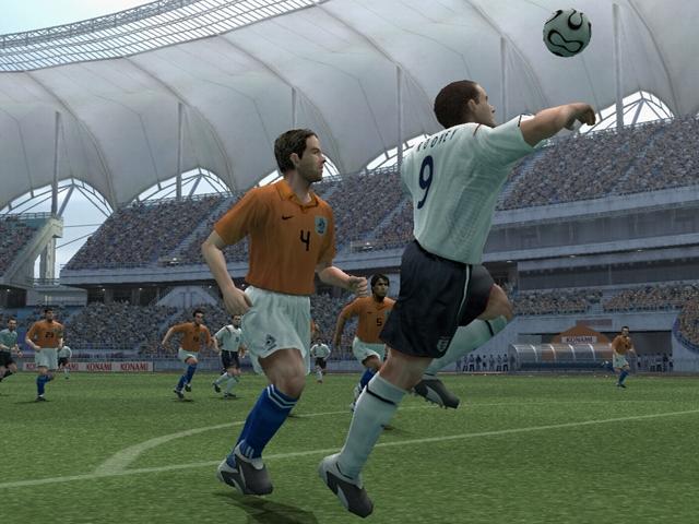 L' E3, les jeux interessants Pes6p2006