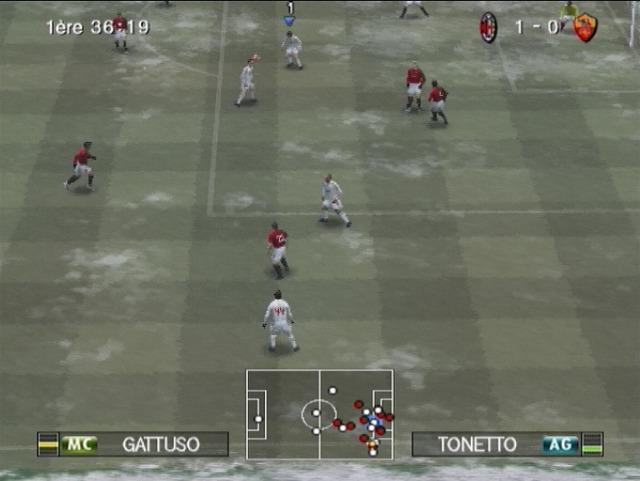 jeuxvideo.com Pro Evolution Soccer 2008 - PlayStation 2 Image 6 sur 28