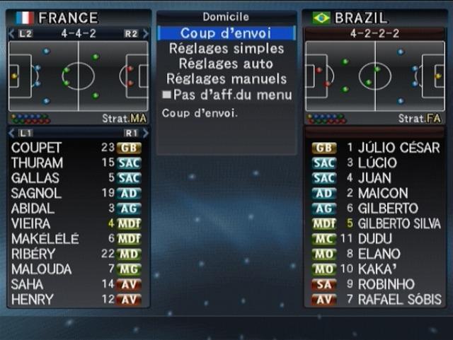 jeuxvideo.com Pro Evolution Soccer 2008 - PlayStation 2 Image 14 sur