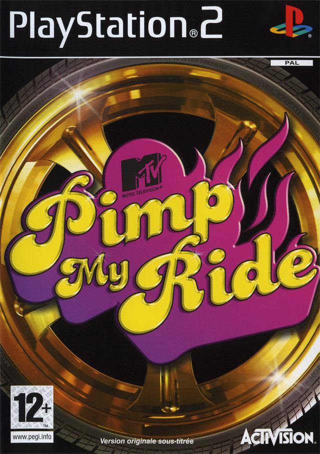 Pimp My Ride Pirip20f