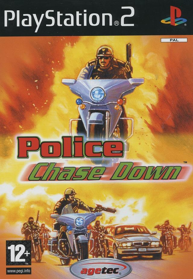 police chase down sur playstation 2. Black Bedroom Furniture Sets. Home Design Ideas
