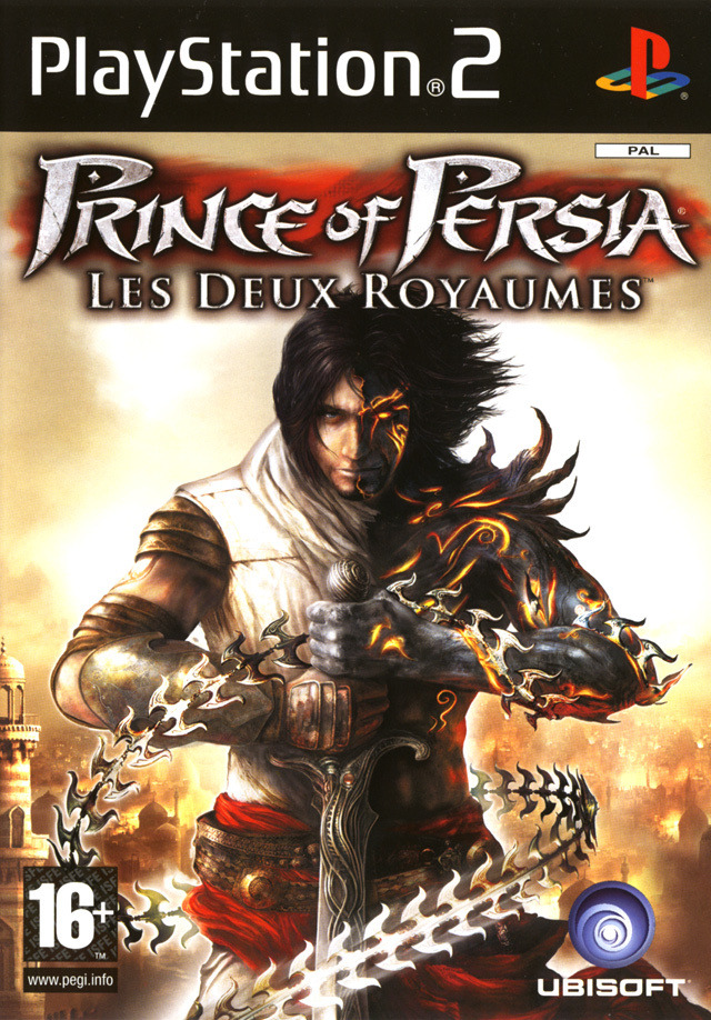prince of persia les deux royaumes ps2