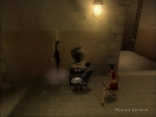 Test Prince Of Persia : Les Sables Du Temps PlayStation 2 - Screenshot 139