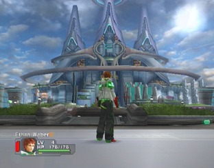 Test Phantasy Star Universe PlayStation 2 - Screenshot 102