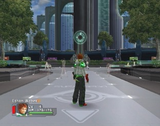 Test Phantasy Star Universe PlayStation 2 - Screenshot 106
