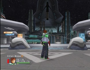 Test Phantasy Star Universe PlayStation 2 - Screenshot 107