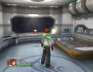 Test Phantasy Star Universe PlayStation 2 - Screenshot 109
