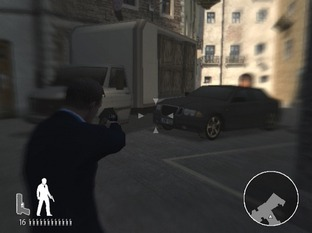 Test 007 Quantum of Solace PlayStation 2 - Screenshot 3