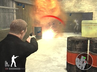 Test 007 Quantum of Solace PlayStation 2 - Screenshot 4