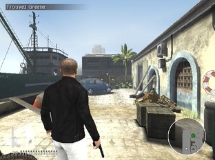 Test 007 Quantum of Solace PlayStation 2 - Screenshot 5