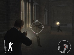 Test 007 Quantum of Solace PlayStation 2 - Screenshot 6